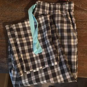 Long Panama Pants with drawstrings & straight legs